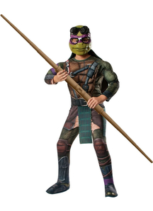 Tmnt Donatello Child Costume