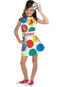 Twister Child Costume