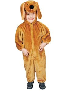 Cute Puppy Child Costume