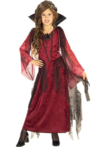 Vampire Queen Child Costume