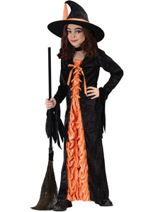 Wonderful Witch Child Costume
