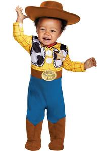 Woody Infant Costume