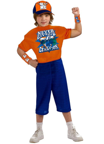 Wwe John Cena Child Costume