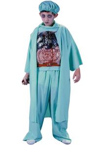 Zombie Patient Child Costume