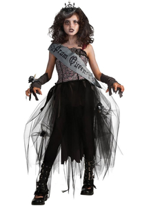 Zombie Prom Queen Child Costume