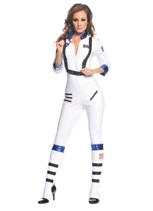 Astronaut Female Costume