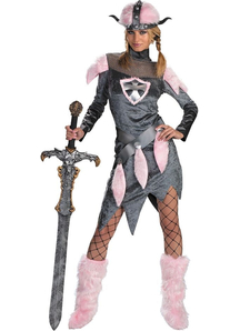Barbarian Lady Adult Costume