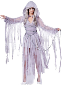 Beautiful Ghost Adult Costume