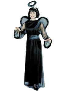 Black Angel Adult Costume