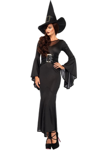 Blooming Witch Adult Costume