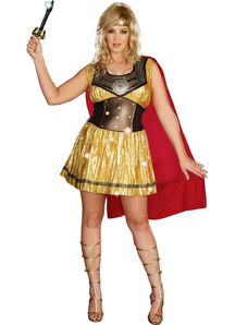 Bright Gladiator Costume