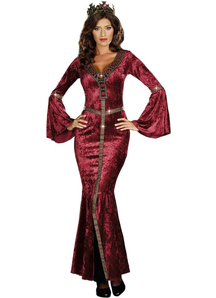Camelot Adult Costume