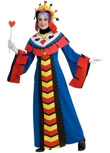 Card Queen Adult Costume
