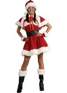 Charming Santa Adult Costume