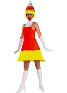 Corn Female Adult Costume