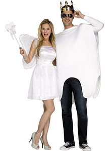 Couple Costume Tooth&Tooth Fairy