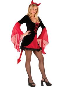 Cute Devil Adult Costume