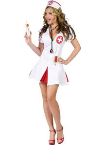 Cute Nurse Adult Costume