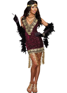 Dancing Lady Adult Costume