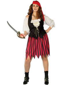 Dangerous Pirate Adult Costume