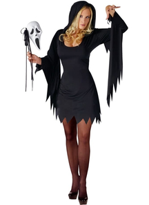 Dark Ghost Adult Costume