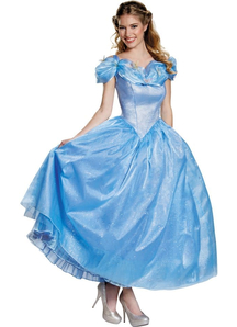 Disney Cinderella Movie Adult Costume