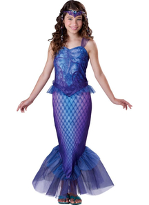 Disney Mermaid Child Costume