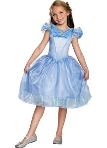 Disney Movie Cinderella Child Costume