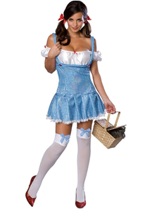 Dorothy The Wizard Of Oz Adult Costume
