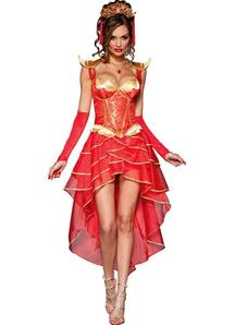 Dragon Princess Adult Costume