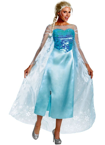 Elsa Frozen Disney Adult Costume