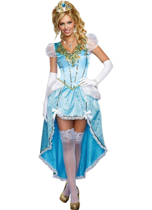 Fabulous Princess Adult Costume