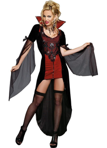 Fabulous Vampiress Adult Costume