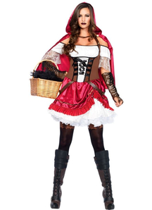 Fairy Riding Hood Adult Costume