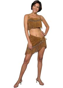 Female Indian Costume Adult