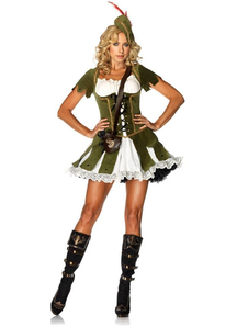 Forest Lady Adult Costume