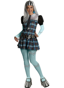 Frankie Stein Monster High Adult Costume
