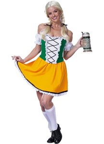 Fraulein Adult Costume