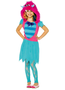 Gabby Furry Monster Child Costume