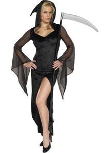 Glam Reaper Adult Costume