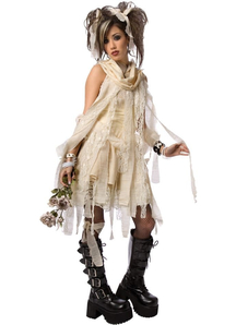 Gothic Mummy Adult Costume