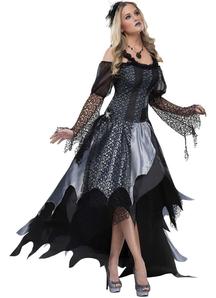 Gothic Queen Adult Costume
