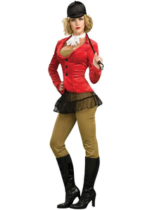 Horsewoman Adult Costume