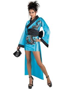 Hot Geisha Adult Costume