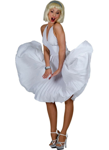 Hot Marilyn Monroe Adult Costume