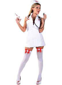 Hot Nurse Adult Costume