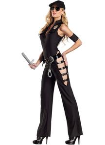 Hot Sheriff Adult Costume