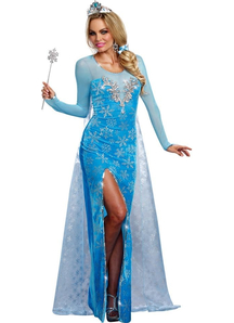 Ice Queen Adult Costume