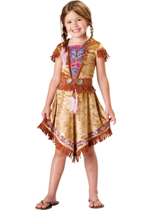 Indian Diva Child Costume
