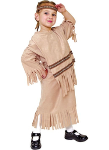 Indian Little Princess Child Costume